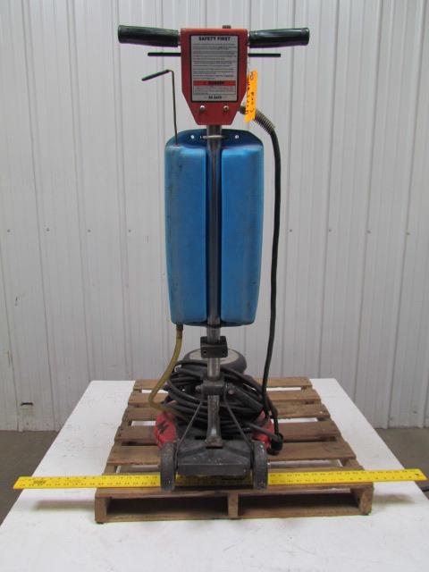 hawk industrial floor machine