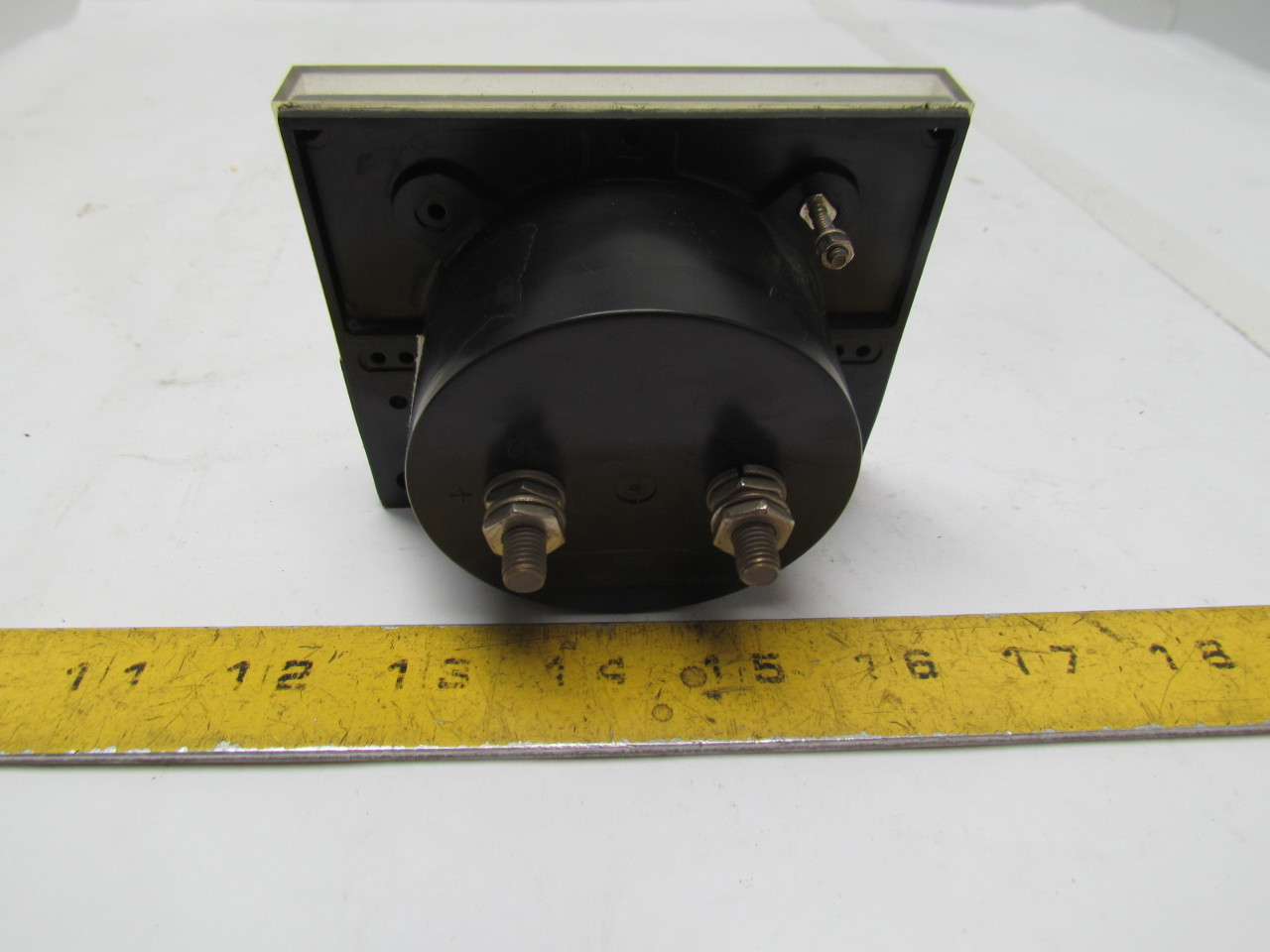 Small Amp Meter : Eil instruments yew ac amp meter small face model ebay