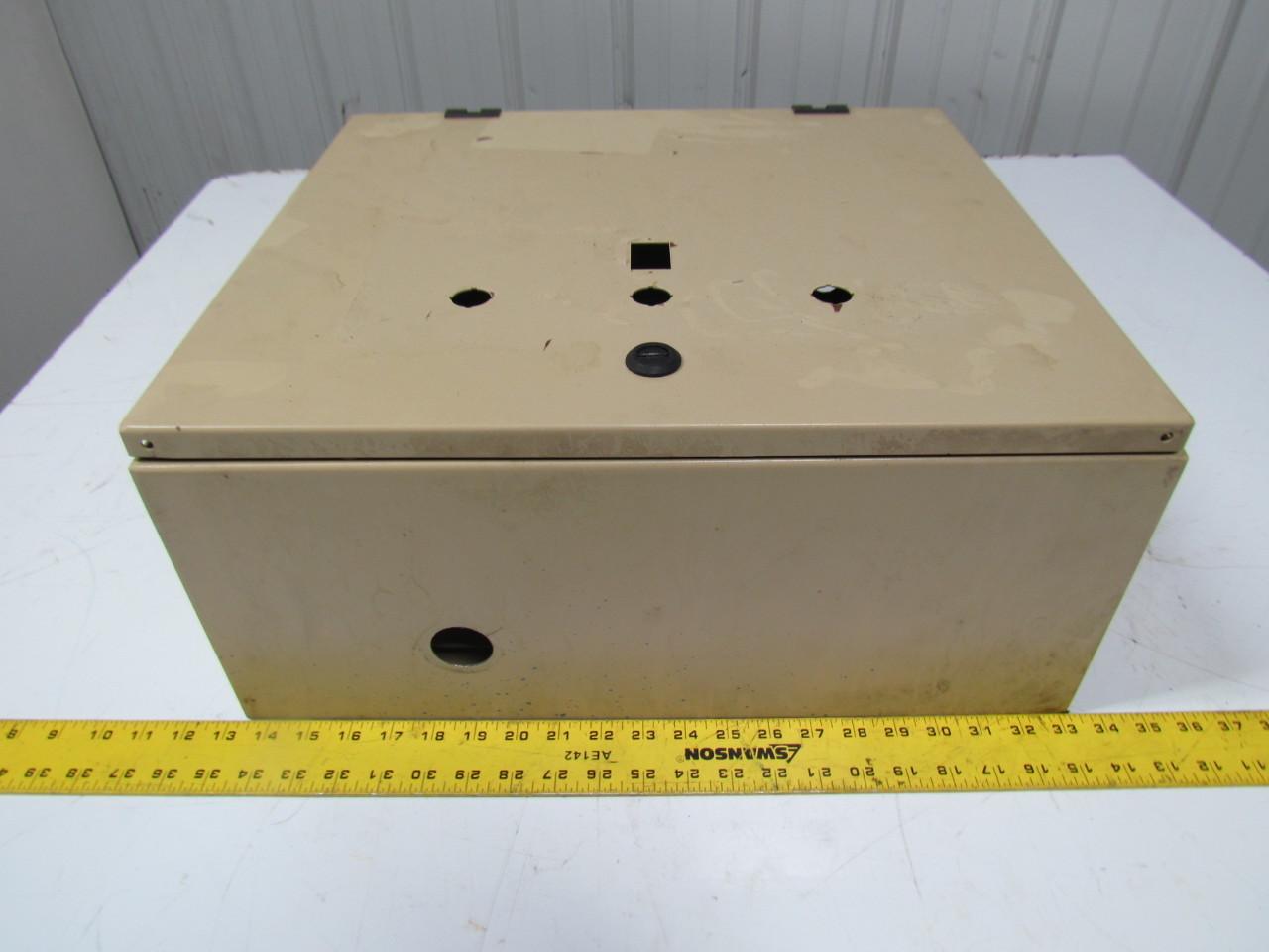 Hoffman engineering 20x18x8 electrical enclosure type 4 w for Electric motor enclosure types