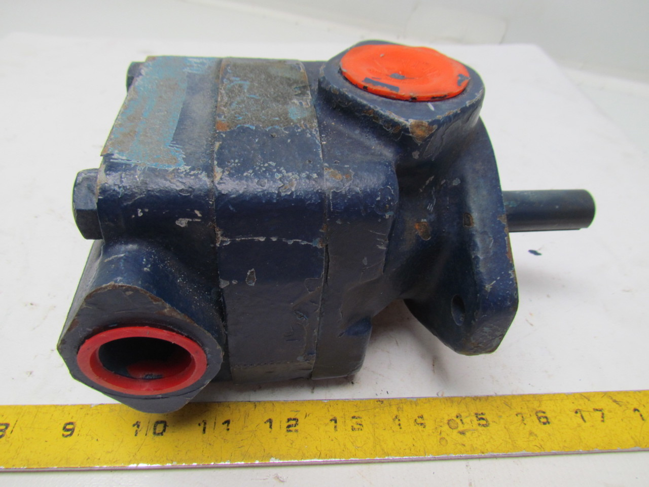 Vickers V201R13R1D11 TC Hydraulic Vane Pump 3/4