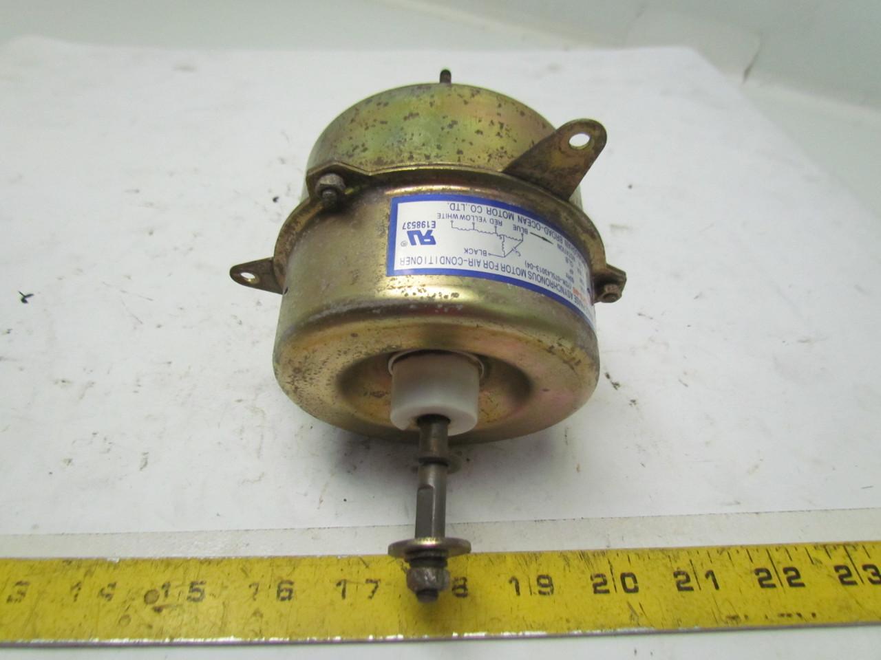 zhongshan broad ocean ysk70 4as 1ph asynchronous motor ForZhongshan Broad Ocean Motor Parts
