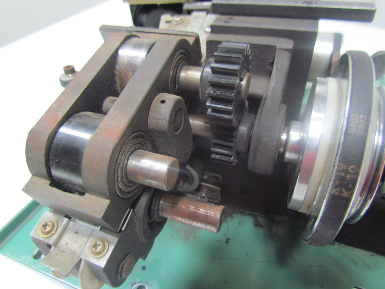 signode strapping machine parts