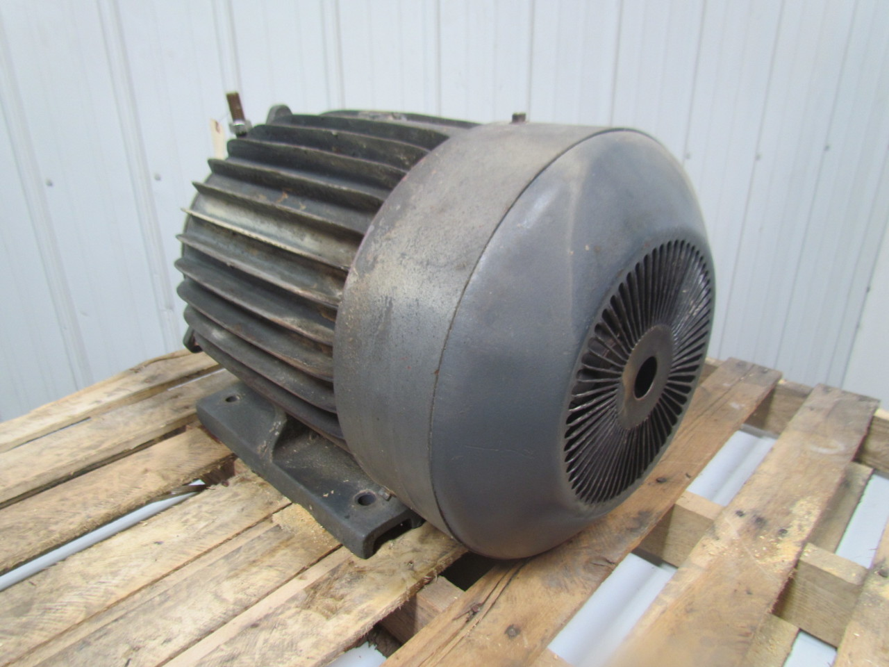 Flprom Ao 200l2 40hp Electric Motor 220 330v 50hz 2360rpm