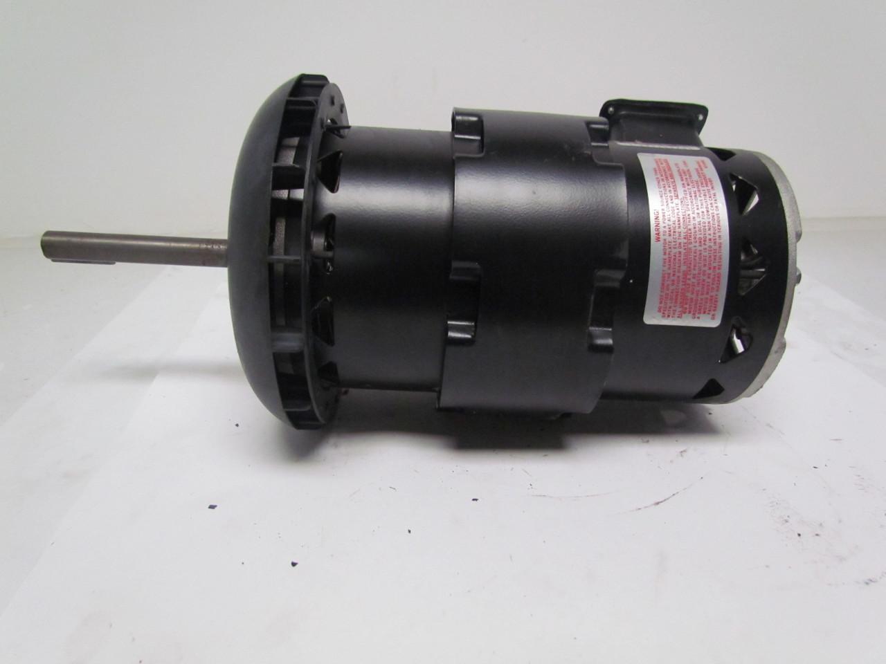 Ao Smith F48sx6v14 1hp 1ph Electric Motor 200 230 460v