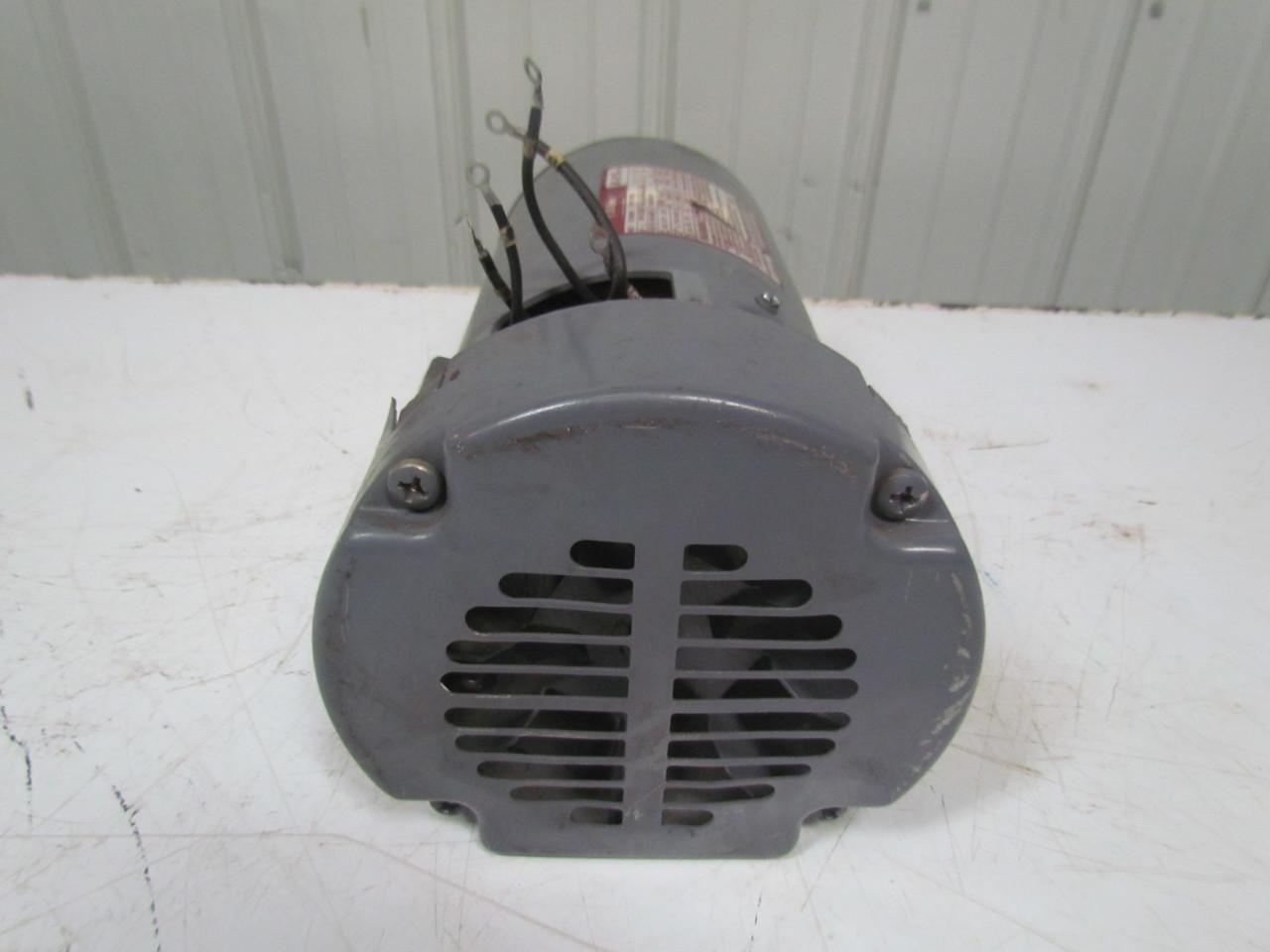General Electric 5cd123pe001b K 3 Dc Electric Motor 1 5hp