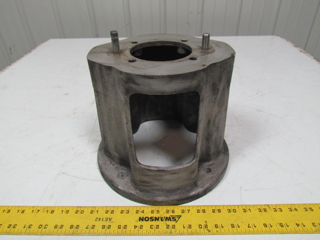Macmillin hydraulic f3l 286tc motor adapter 4 bolt flange for Hydraulic pump motor adapter