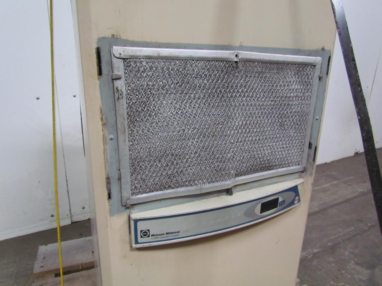 Midwest M36 0616 307 Enclosure Air Conditioner 5000/6000 BTU 115Vac #6F6646