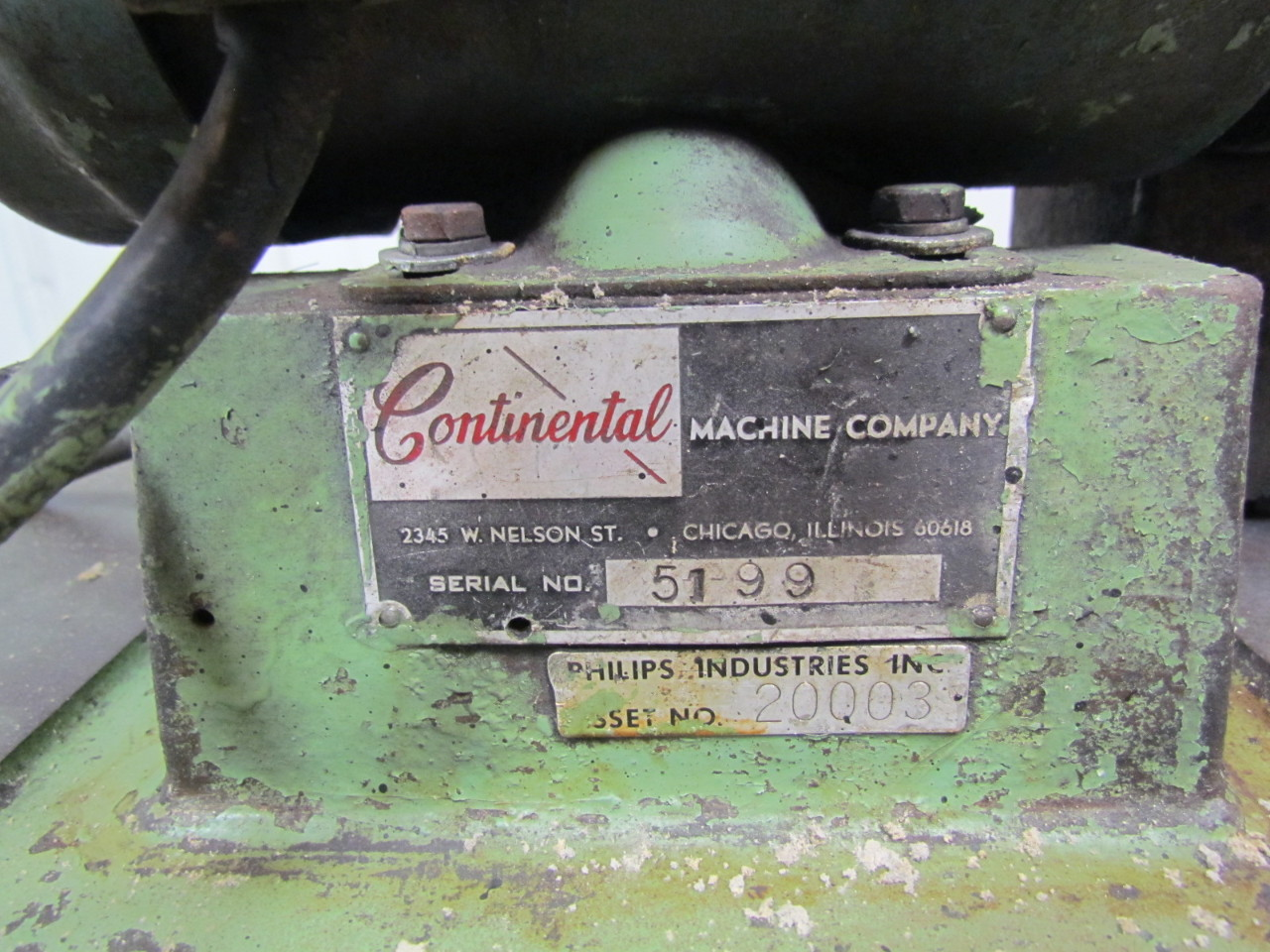 continental machine tool