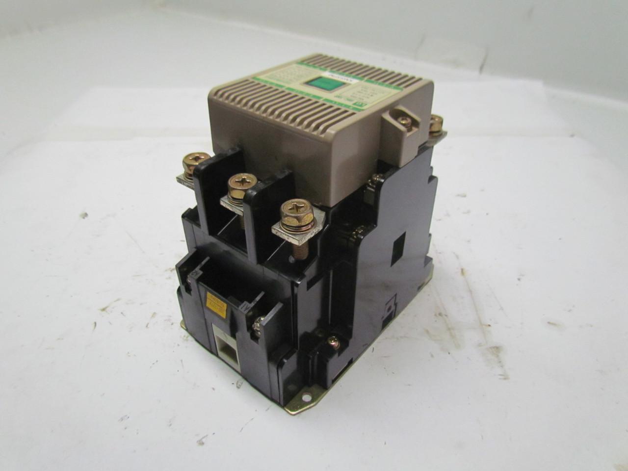 Lg Smc 100p Contactor Motor Starter Relay 100 127v Coil