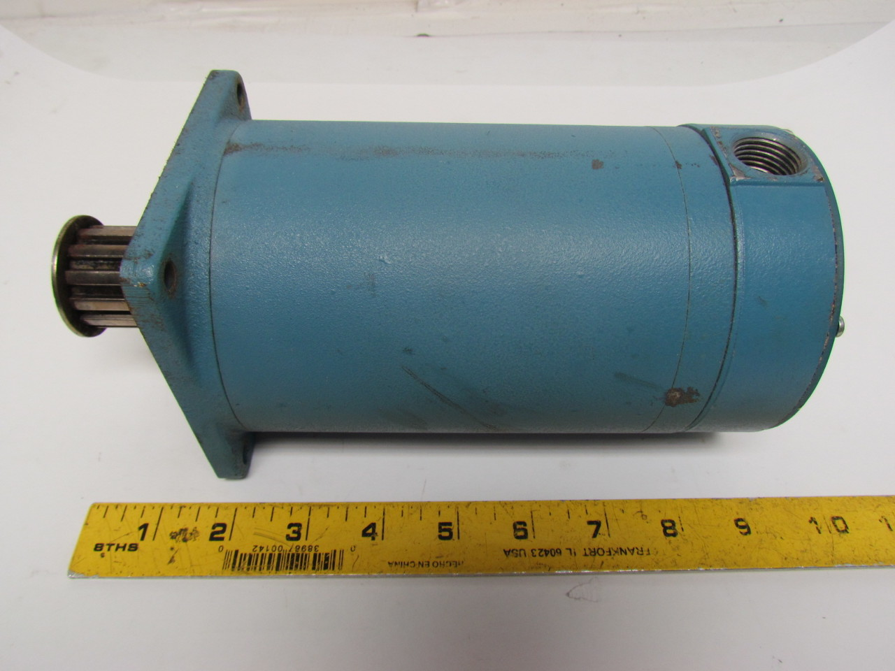 Superior Electric M112 Ff 206 Synchronous Stepper Motor 6a 200 Rpm Ebay