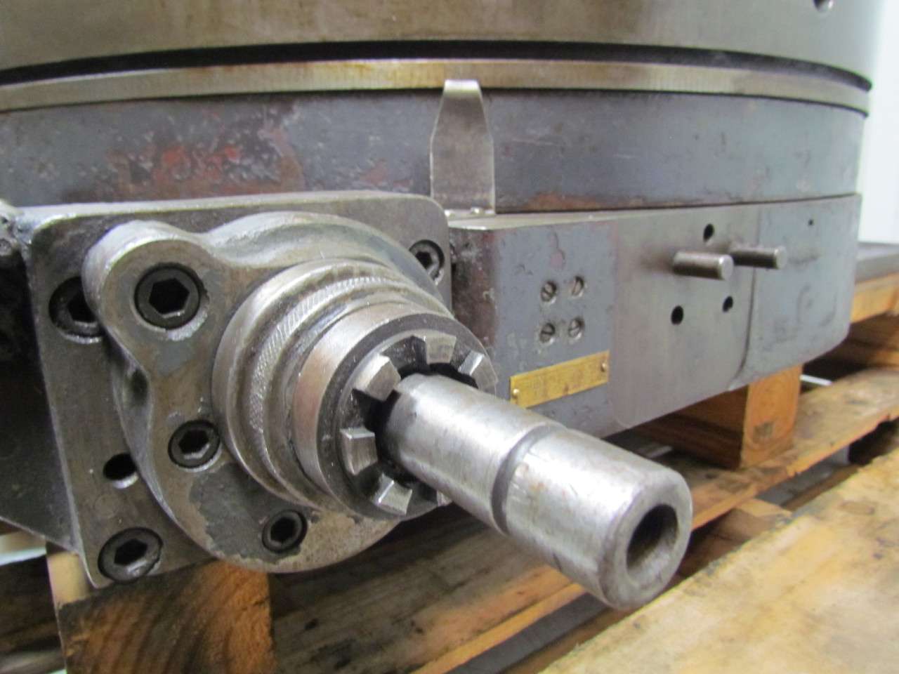 36 Quot Rotary T Slot Table Heavy Duty For Milling Machine