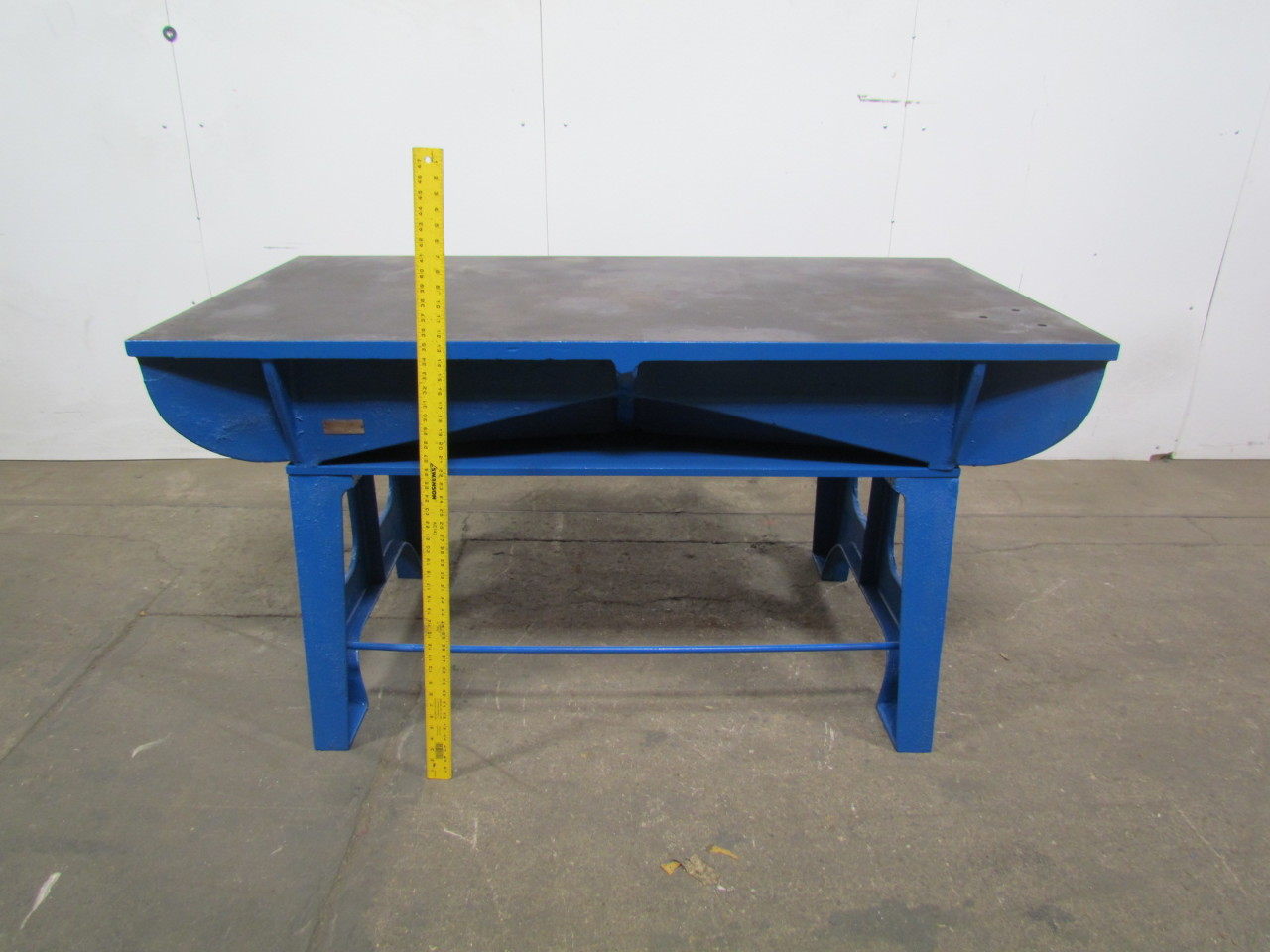 Machine products vintage cast iron welding layout table for 1 x 2 table