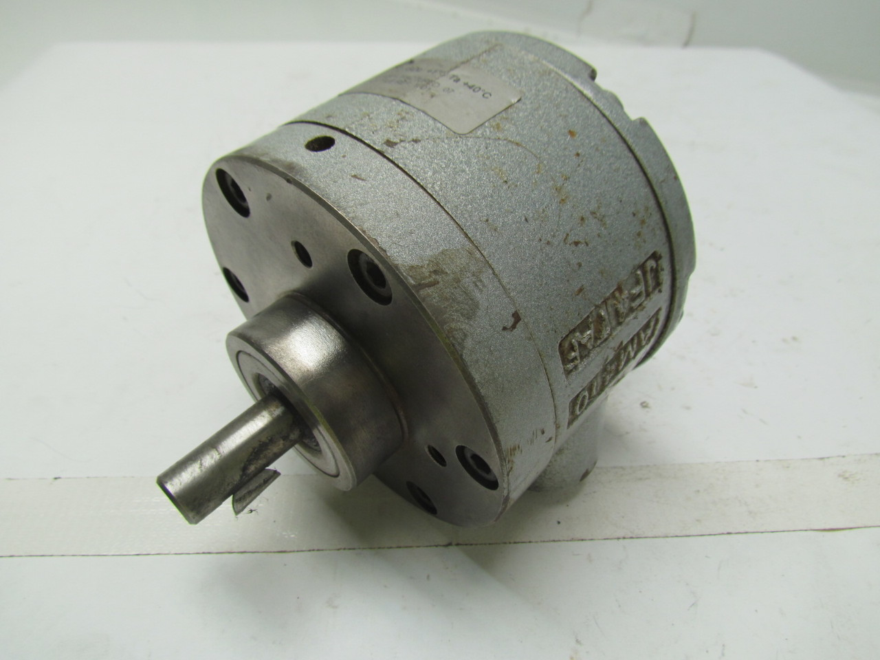 Gast 4am Nrv 22b 4 Vane Reversable Air Motor 1 2 Dia X 1