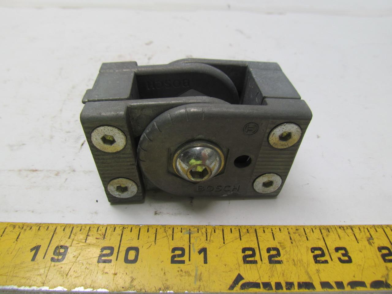 Bosch Rexroth 3 842 502 680 aluminum framing multi-angle connectors lot of 3   eBay