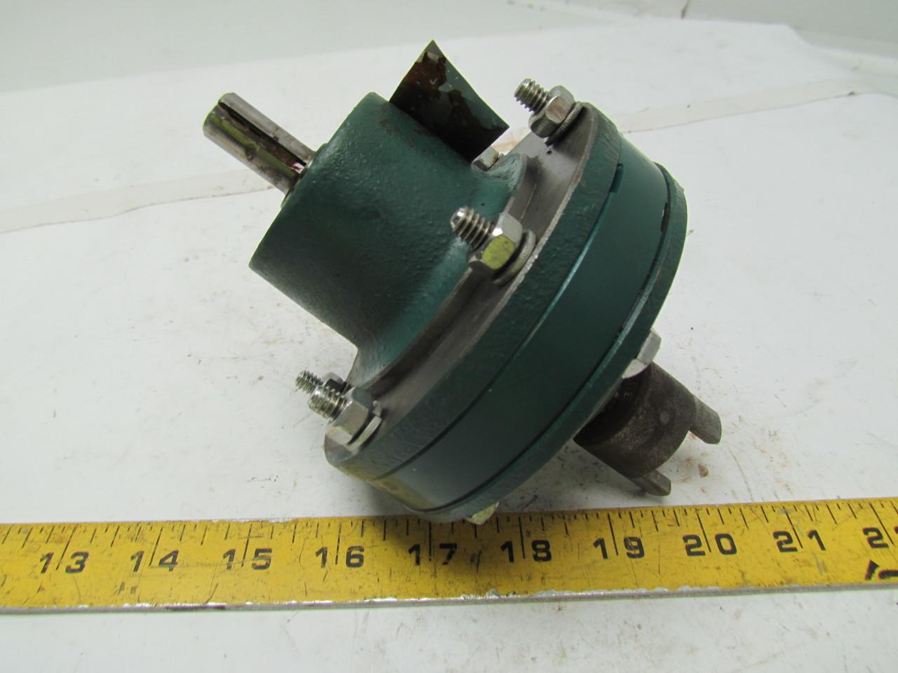Sumitomo WFS3O75 Gear Reducer 43:1 Ratio .15HP Input 1750RPM 217Inch Lbs Torque