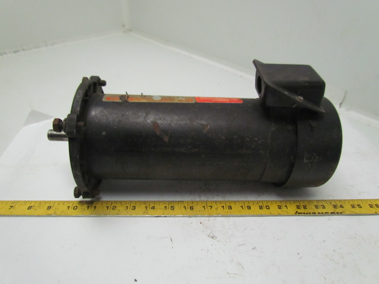 Imo 3 4hp Variable Speed Dc Motor 1750rpm 90vdc Shaft Dia