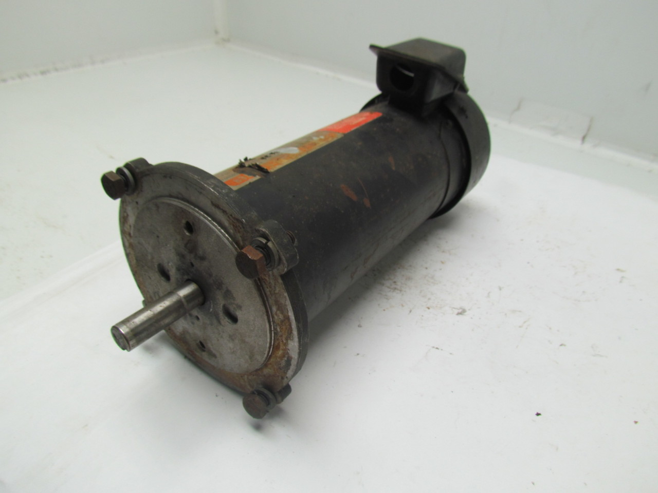 Imo 3 4hp variable speed dc motor 1750rpm 90vdc shaft dia for Variable speed electric motor