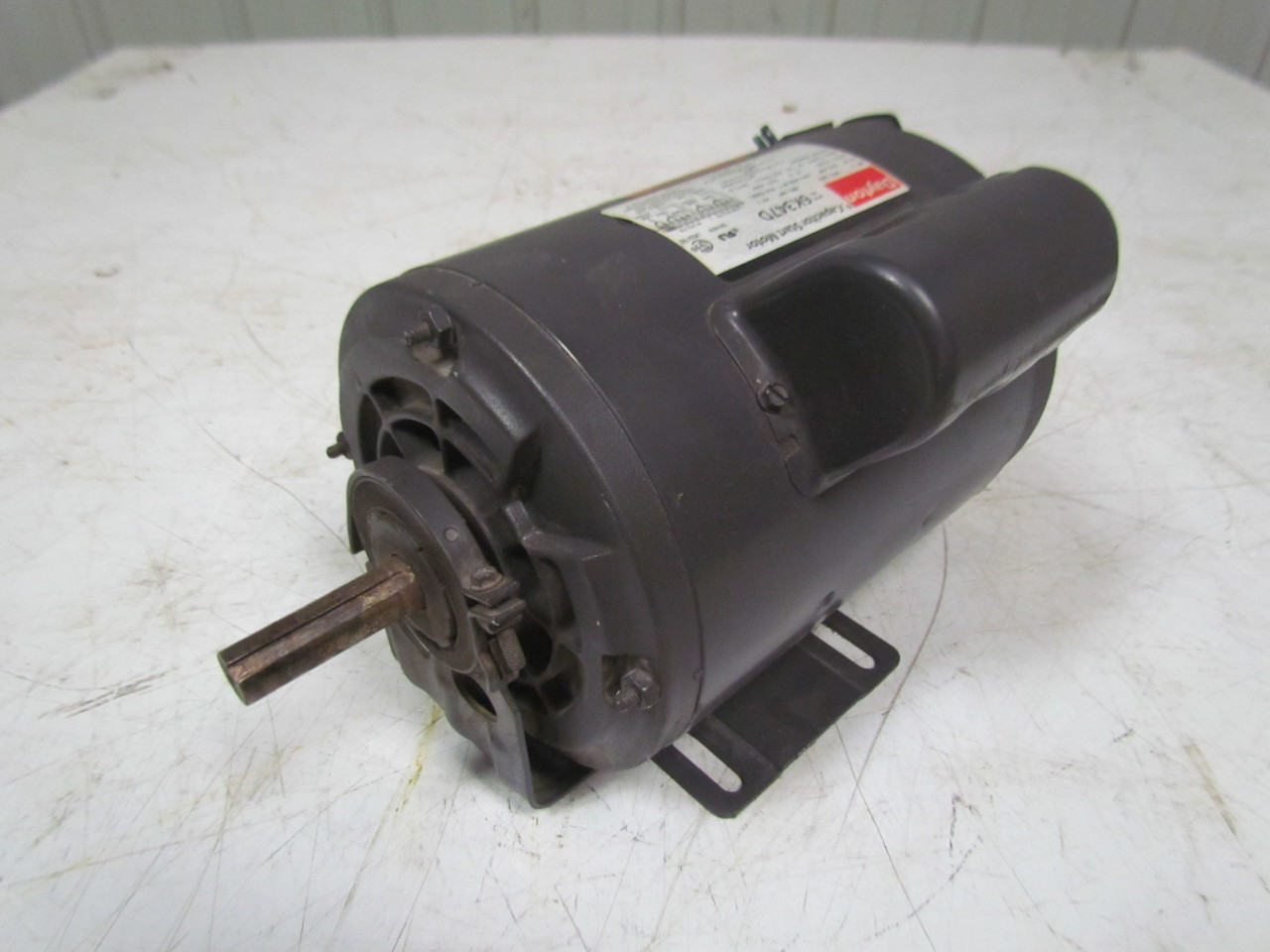 dayton 6k347d general purpose electric motor capacitor
