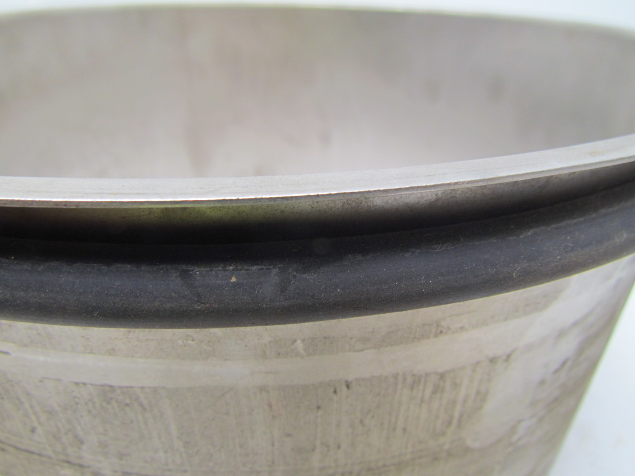 Quot stainless steel quick assembly duct flange adapter