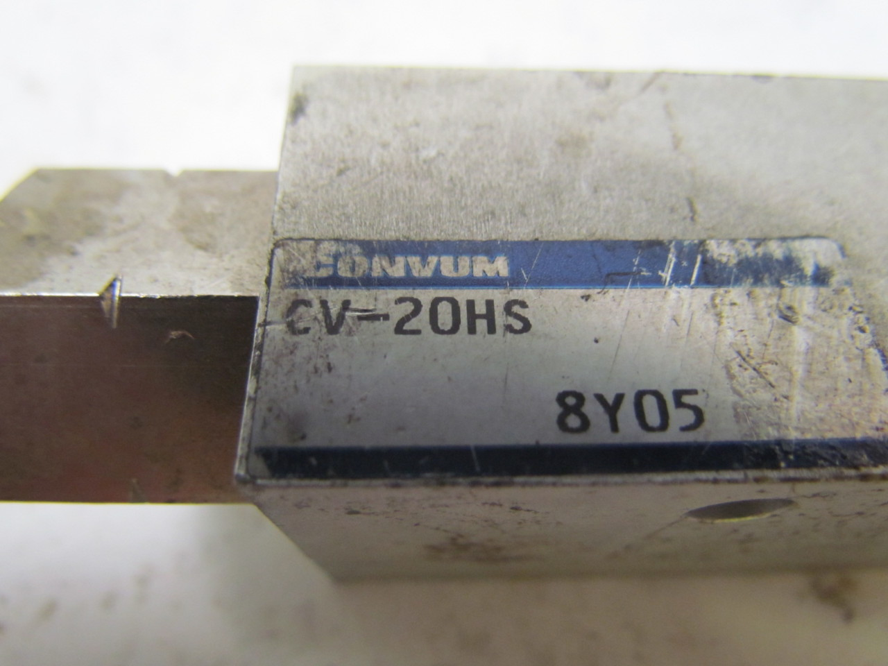 convum cv 4 u0026quot press  port 3  8 u0026quot  vac