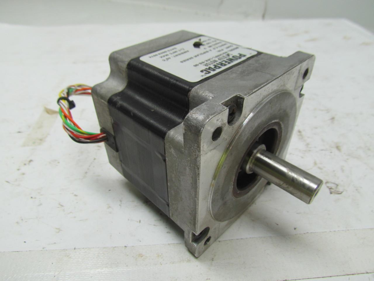 Pacific Scientific N31hrfl Lnk Ns 00 Powerpac 1 8 Step Motor Bipolar Series Ebay