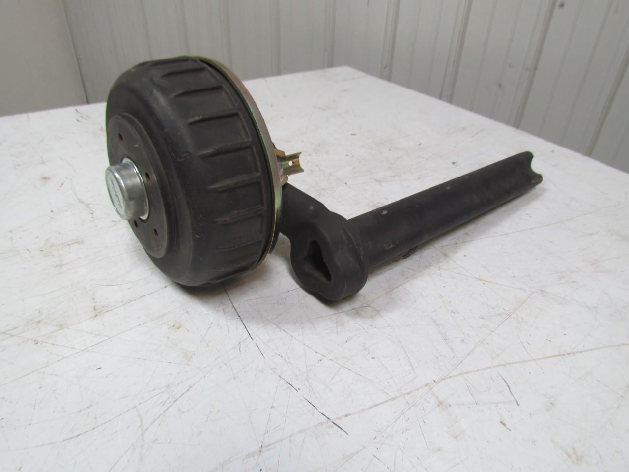Alko kober rubber torsion trailel stub axle quot on bolt