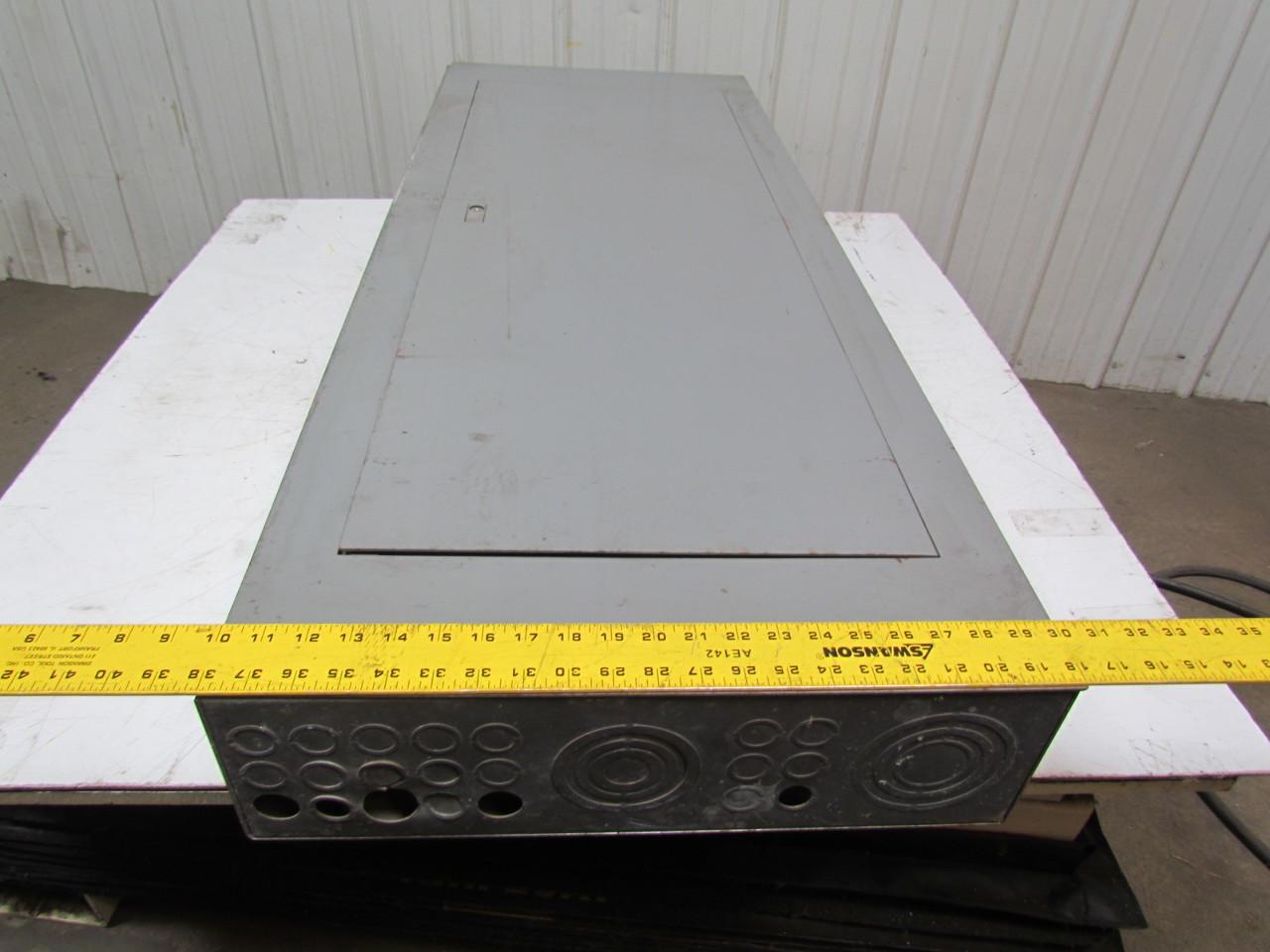 square d nqob 69663 1a 400a single phase 120v 240v 3 wire breaker panelboard ebay. Black Bedroom Furniture Sets. Home Design Ideas