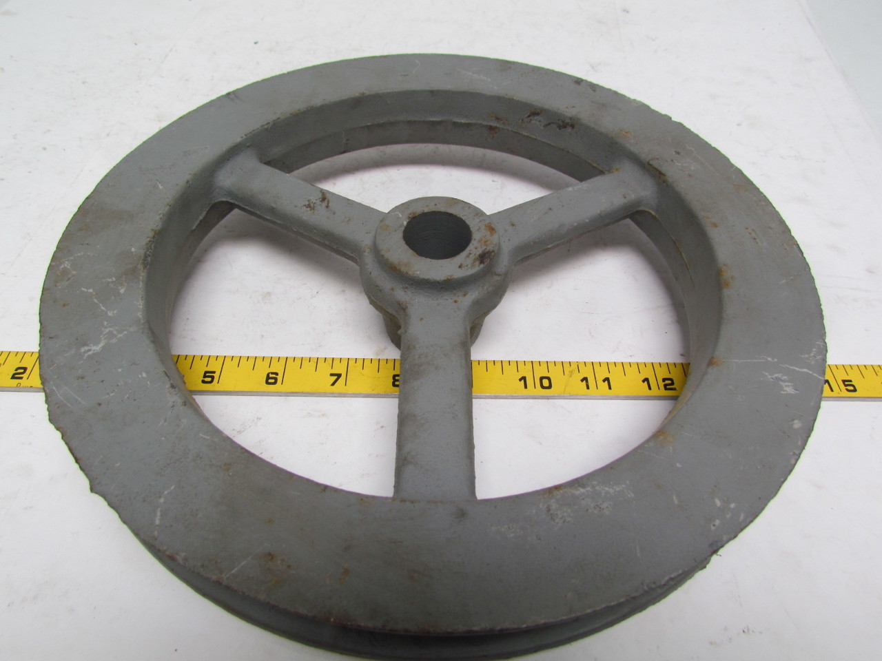 Dayton Metal 700g 11 Quot O D Chain Sprocket Wheel Pulley 1 5