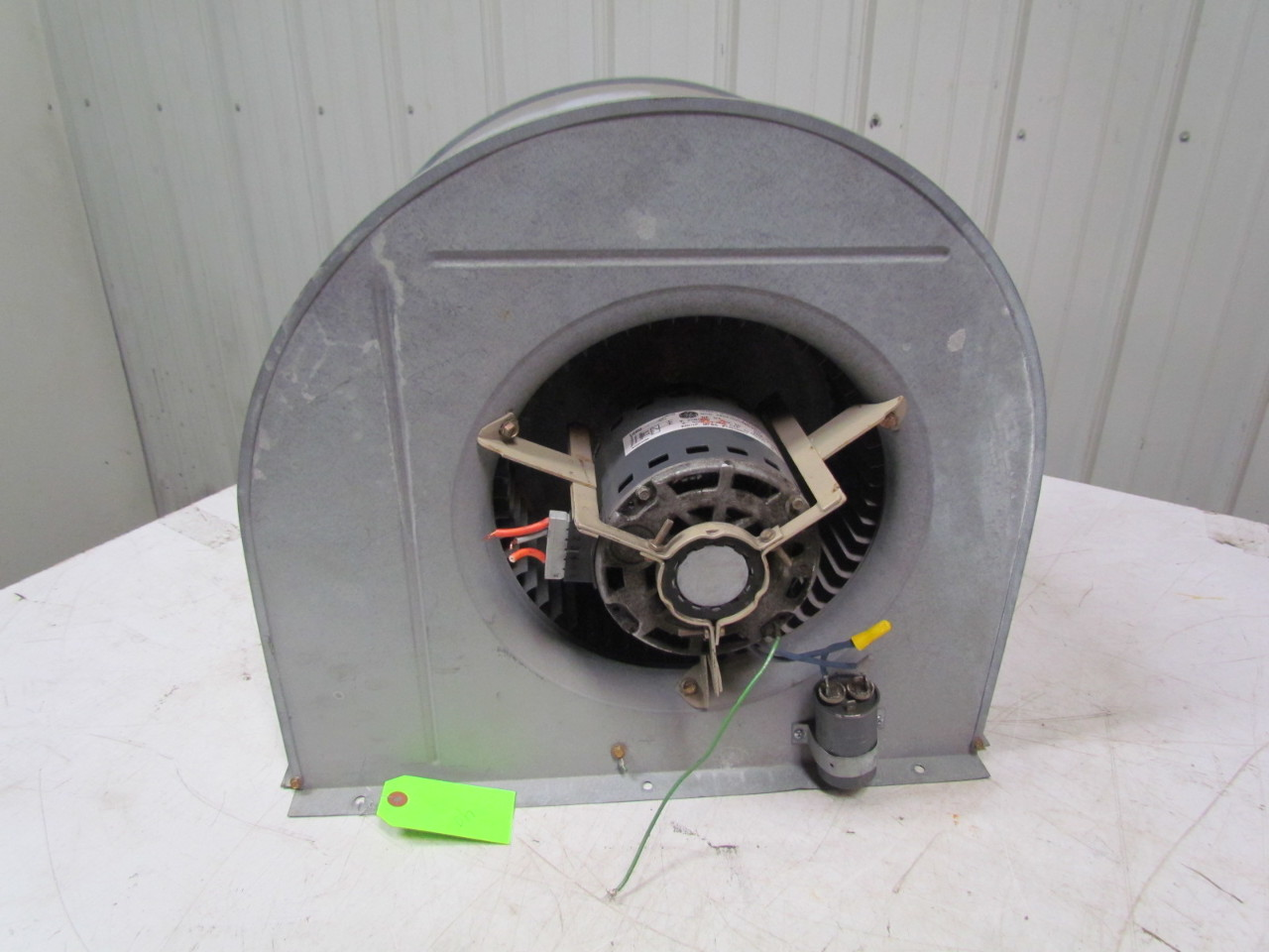 Lennox Squirrel Cage Blower Furnace Fan 3  4hp 208  230v 1 Speed Single Phase