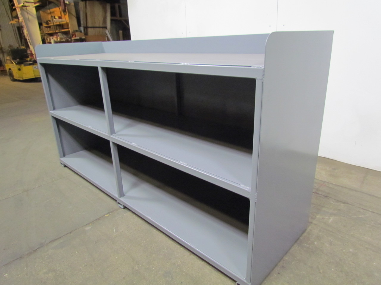 Work Bench Steel 27 Quot X85 Quot Assembly Welding Table W Shelves