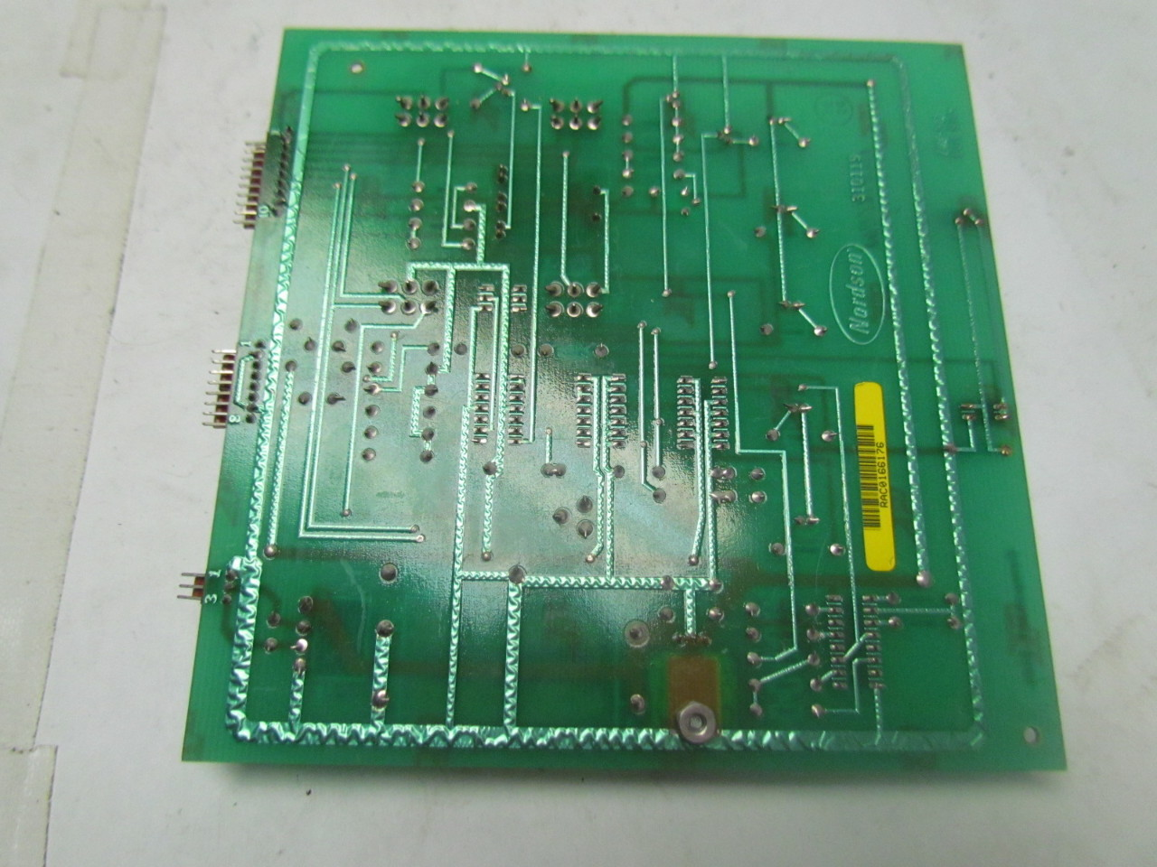 Nordson 310119 Circuit Board For Parts Only Potentiometer