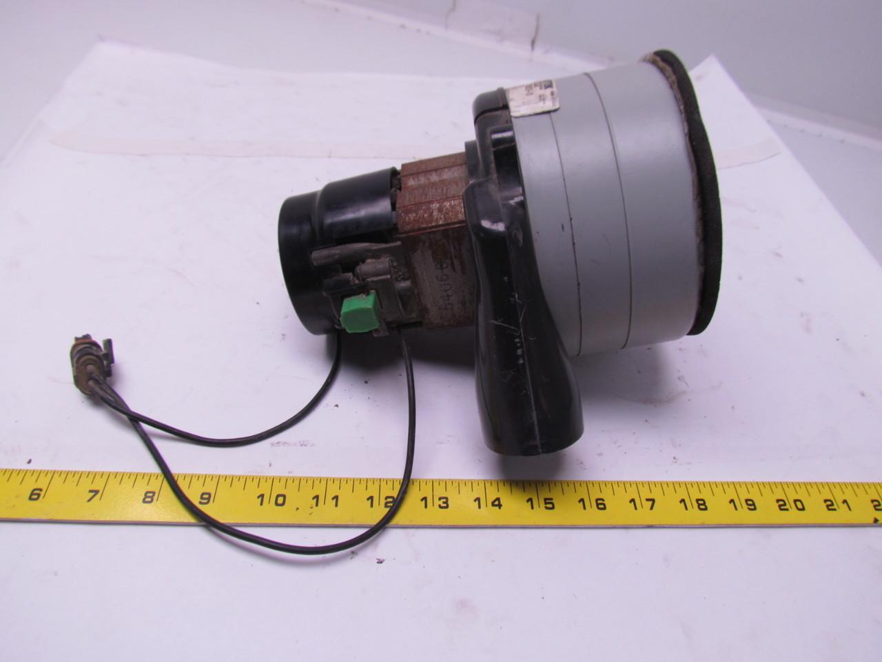 Ametek 116513 13 Vacuum Blower Motor 36 Volts Dc For 510e