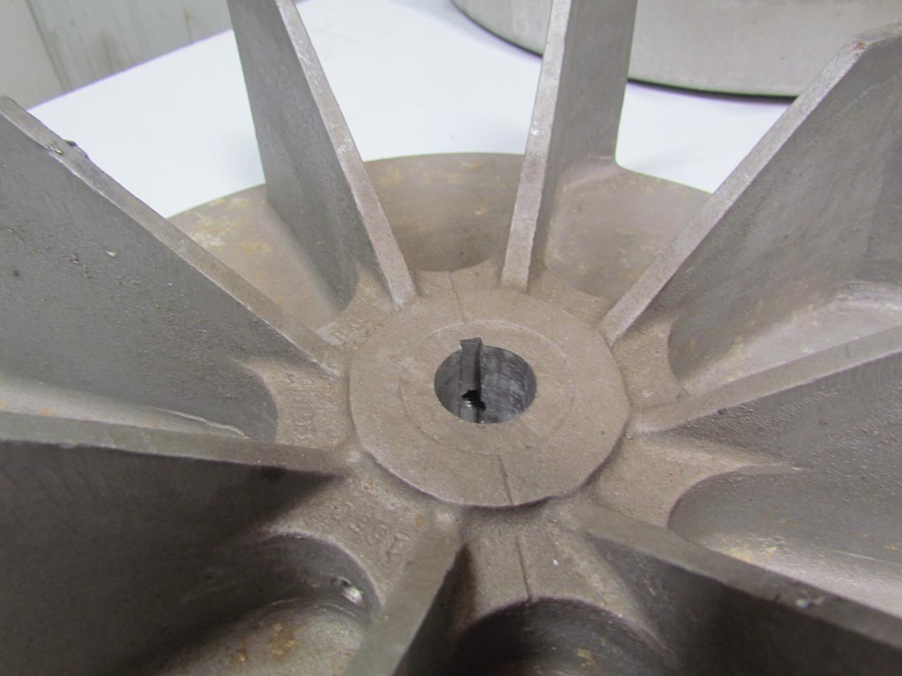 Cast Aluminum Blowers : Cincinnati pb a new cast aluminum pressure blower