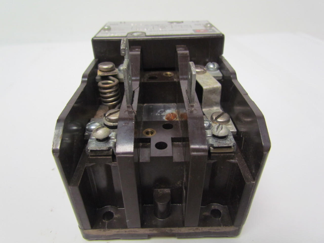 Cutler hammer 9115h169k ac manual motor starter size 0 for Cutler hammer motor starter