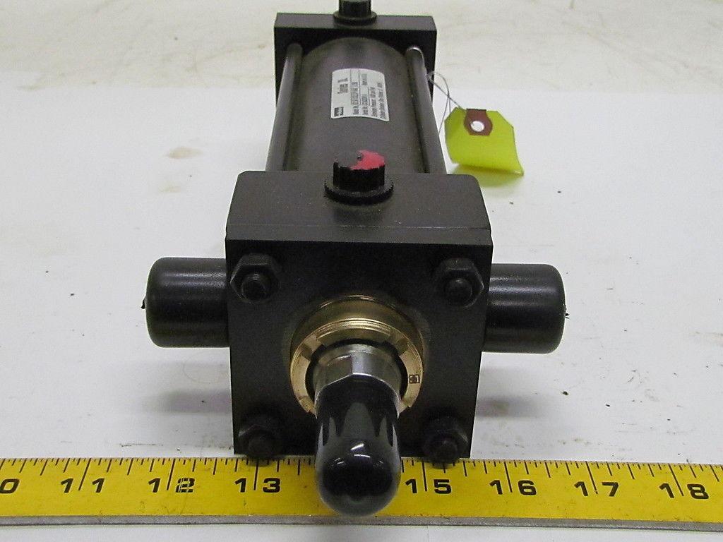 Parker D3lcuf14ac Hydraulic Cylinder 2 1 2
