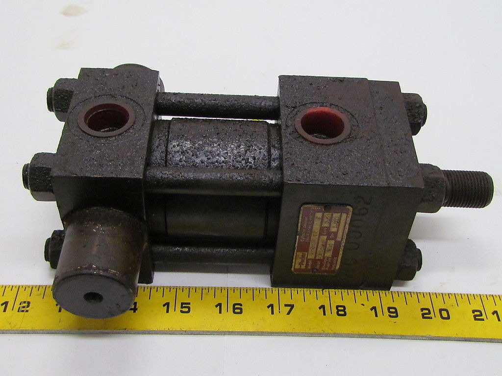 Parker db2hltv14 hydraulic cylinder 2 bore 1 for Parker hydraulic motors catalog