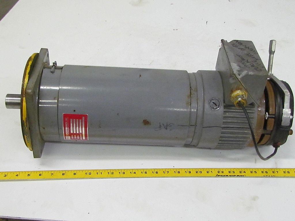 Peerless Windsmit Model 183181512 Ac Motor Frame Dpm56zns2