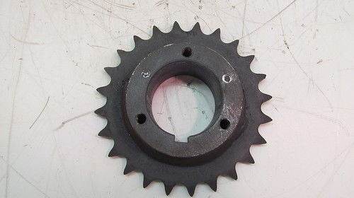 Browning 50p24 50 Roller Chain 24tooth Sprocket P1 Split