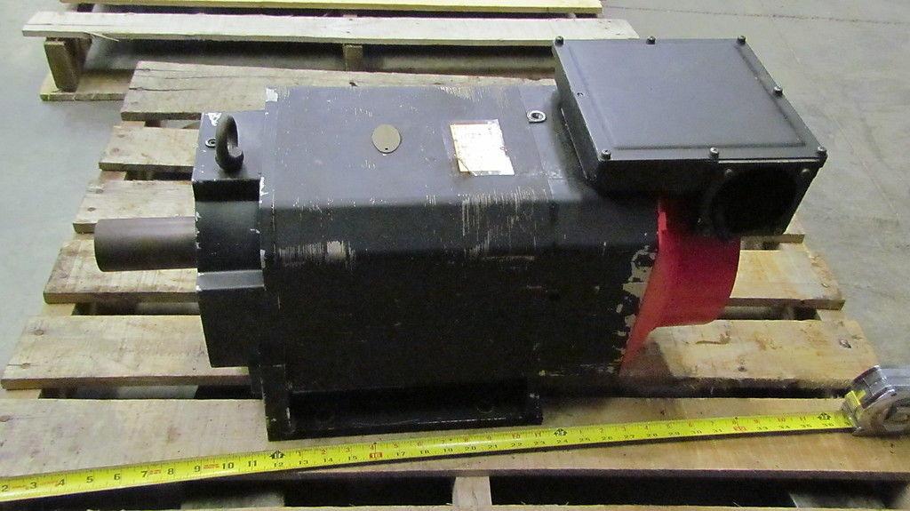 Ge Fanuc Spindle Motor Model 22s A06b 0759 B201 3000 22 26