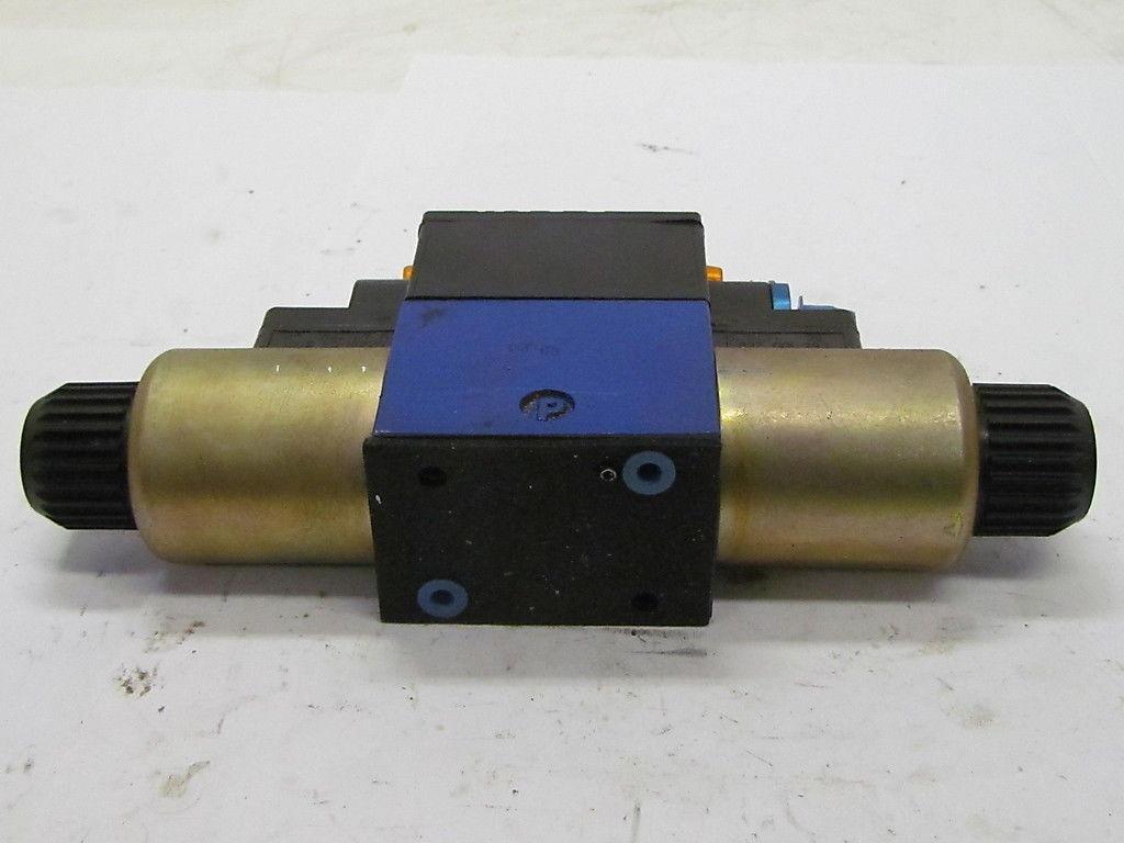 Bosch Rexroth 081WV06P1V1020KE024/00E51 Directional Control Valve 24VDC Coils   eBay