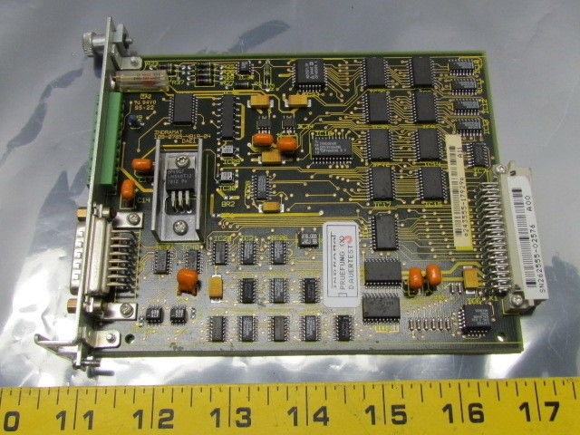 Indramat Rexroth DAE 1.1 109-0785-4B19-04 4A19 PC Board