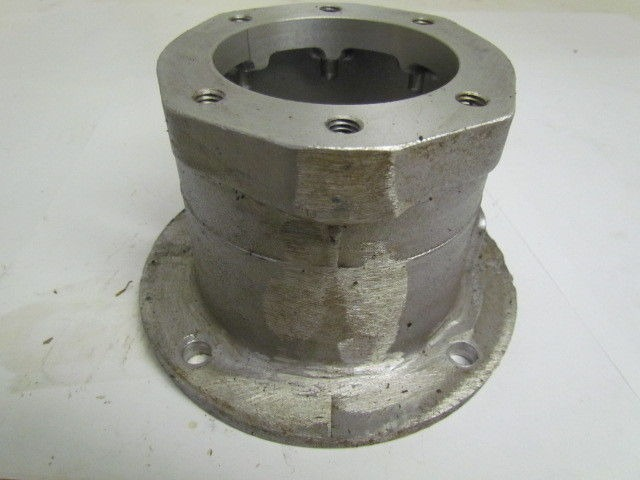 Magnaloy 56c motor to 2 4 bolt hydraulic pump with 3 1 4 for Motor and pump coupling