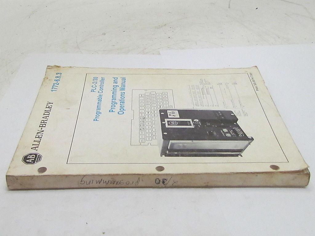 allen bradley plc 2 manual