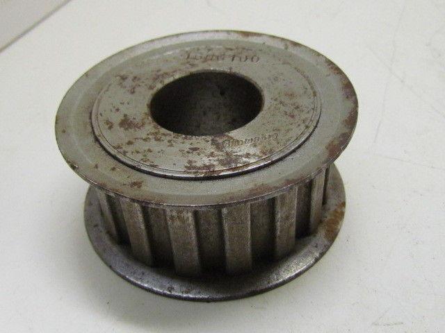 browning 16hg100 timing belt pulley sprocket sheave split