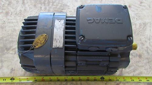 Demag Kba 90 A 8 4 Tefc Brake Motor 0 3 Rebuilt Ebay