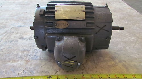 Lincoln Electric 2hp 3500rpm 145jz Frame Te Motor Ebay