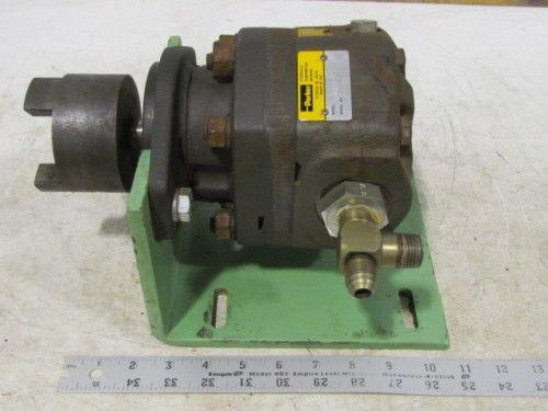 Parker hydraulic pump motor m2b90658 09 bullseye for Parker pumps and motors
