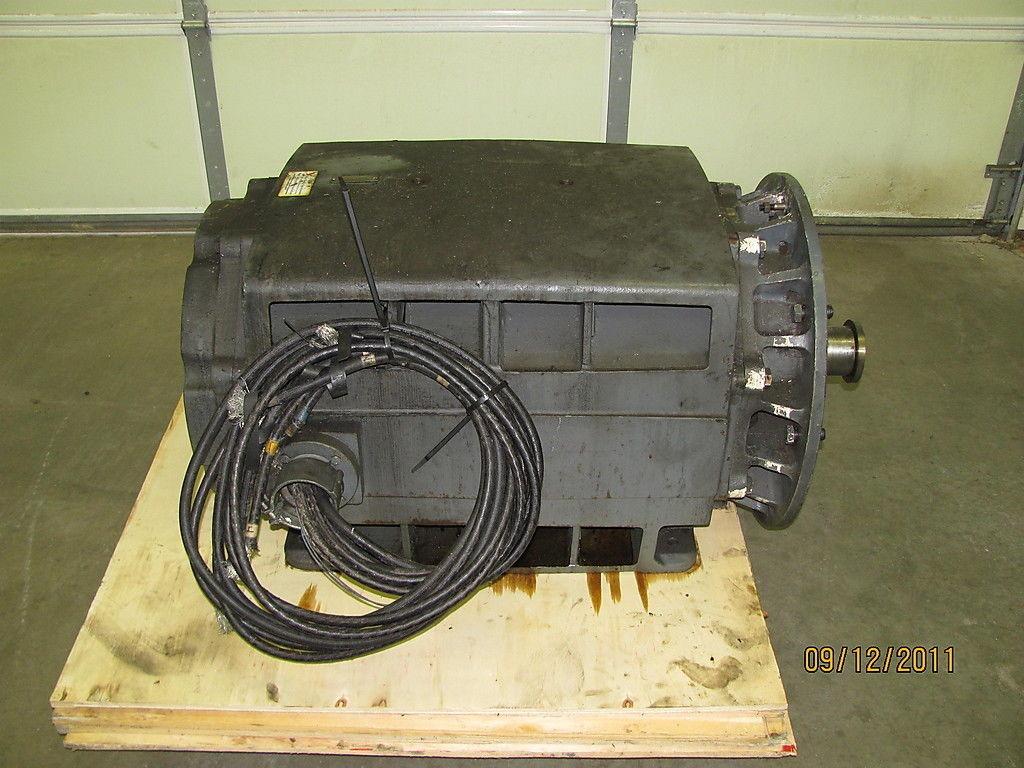 Ingersoll Rand 300 Hp Motor 480volt 94 5 Nom Eff Xfe300