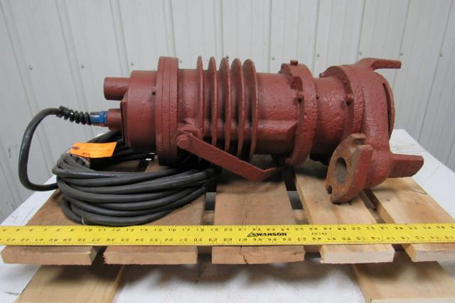 Weil 1601 Submersible Floor Mount Trash Pump 2 Quot Discharge