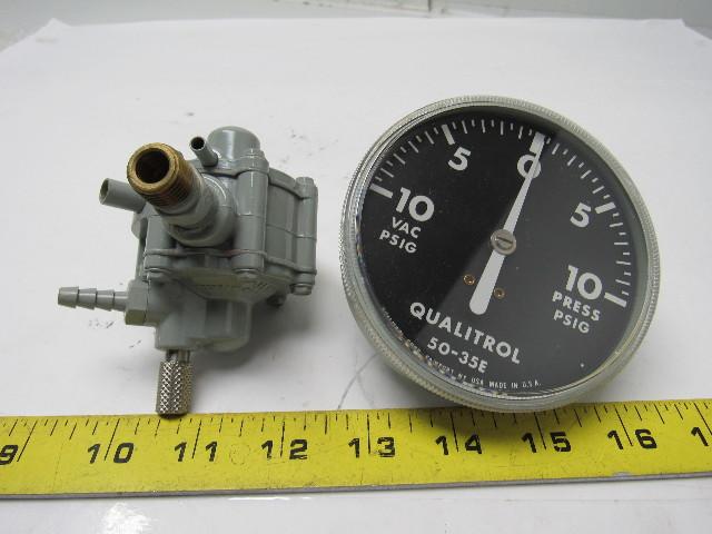 Qualitrol 070 Pressure Control Vacuum Bleeder
